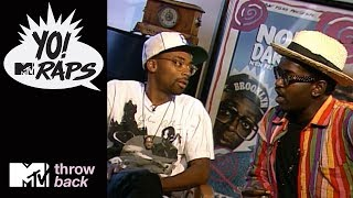 Download 'Spike Lee & Fab 5 Freddy At 40 Acres (PART 2)' 🎥 Official Throwback Clip | Yo! MTV Raps | MTV Video