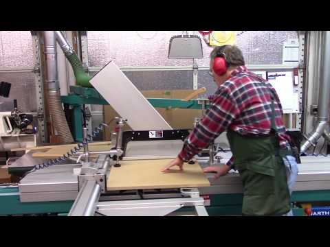 Sliding Tablesaw Purchase Considerations Part 4   Delivery Setup and Calibration