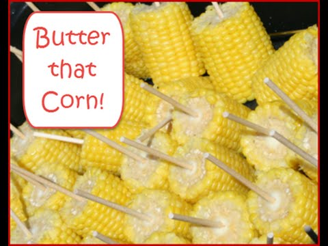 Corn on the Cob...Oh the Butter!