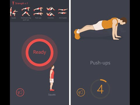 Best exercise app for abs, arm, butt and weight loss