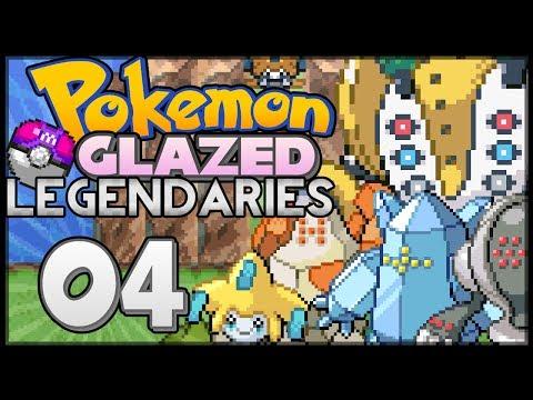 Pokémon Glazed Legendaries   Jirachi and the Regis!