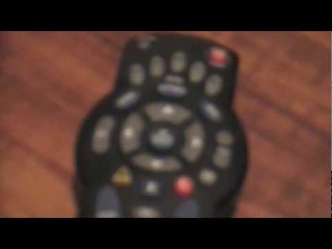 Shaw Digital Cable TV Remote Control