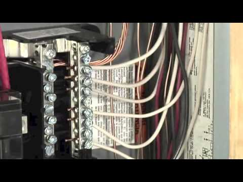 Electrical Wiring Safety:  Grounding Wires