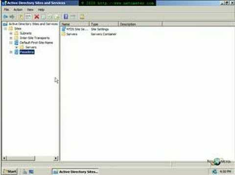 How to Install from Media (IFM) a Server Core Domain Control