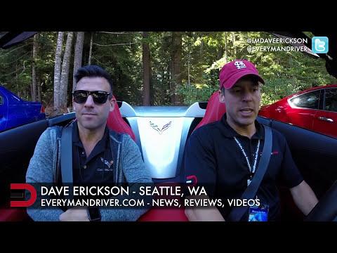2015 Chevrolet Corvette Stingray on Everyman Driver