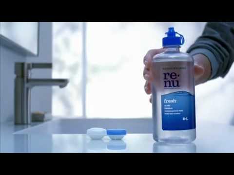Xxx Mp4 Bausch Lomb Renu Fresh Multi Purpose Solution TV Ad SoftTouchLenses 3gp Sex