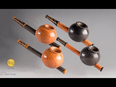 Kostas Gourvelos - Indian Sphere Pipes - Golden Ratio