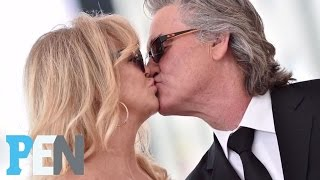 Goldie Hawn Reveals The Secrets Of Her 34-Year Love With Kurt Russell   PEN   People