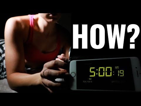 How do I get Motivated to Work Out in the Morning? - 5 Quick Tips