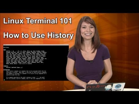 HakTip - Linux Terminal 101: How to Use History