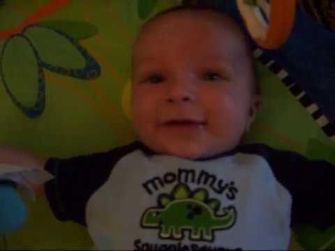 Zachary as a tiny baby!