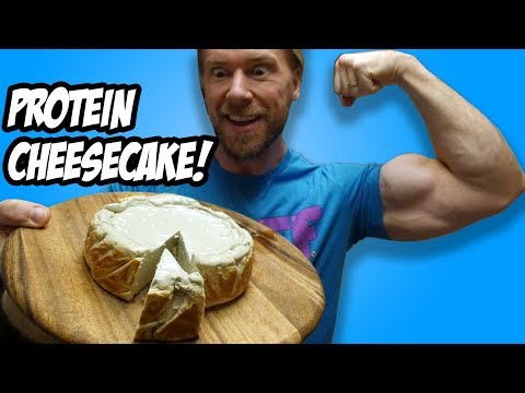 Best Protein Cheesecake Recipe (Easy & Amazing!)