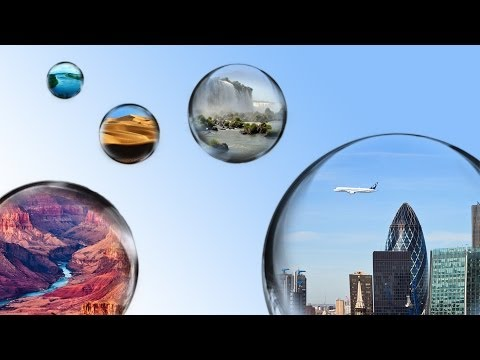 Dreamy Bubbles - Photoshop Tutorial