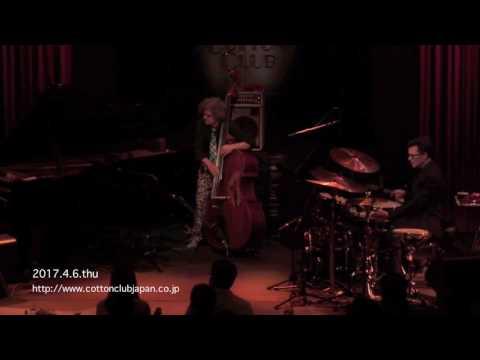 STANTON MOORE TRIO  LIVE @ COTTON CLUB JAPAN Apr 6,2017