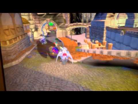 World of Warcraft  Stormwind Graphics glitch