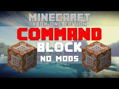 How To Get a Command Block In Minecraft Xbox One - WORKING W/DOWNLOAD (TU54)