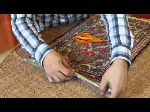How to Remove Fringe From a Rug : Rug Education