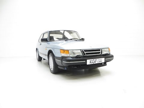 An Innovative Saab 900S 16V with Only 65,727 Miles and Two Keepers - SOLD!