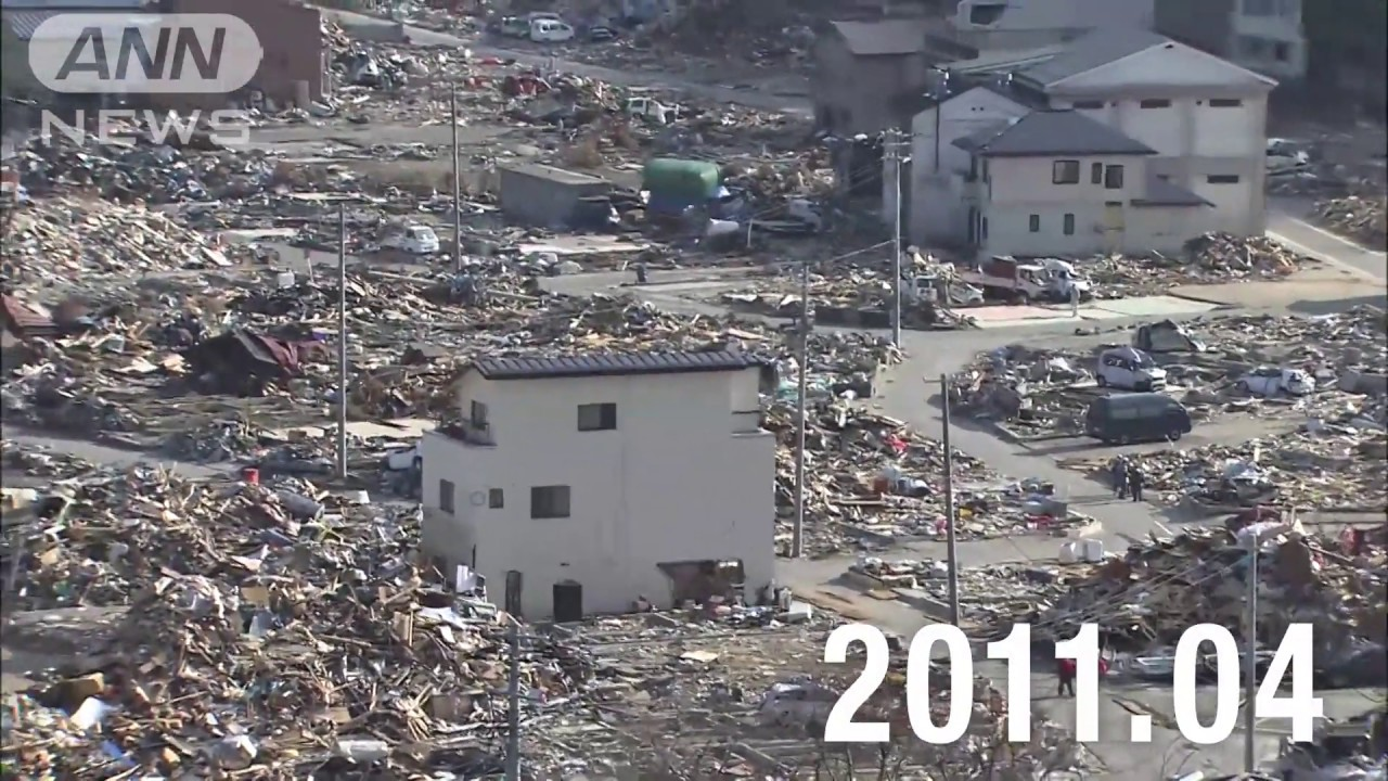 【●REC from 311~復興の現在地】岩手・宮古市① 定点撮影 2019年ver.
