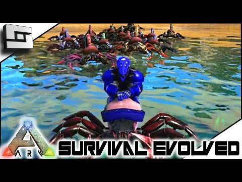 ARK: Survival Evolved   SCORPION ARMY! S3E64 ( Gameplay )   PlayingItNow:  All The Best New Music, Film, Food, Drink, Trailers And Much More .