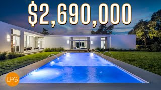 Inside This Stunning Modern Miami Florida Luxury Home