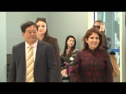 Fuyao Glass Celebrates Grand Opening