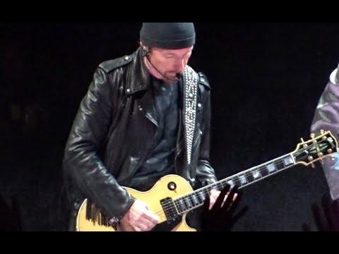 U2 - 2018 - Acrobat (HD) - From Boston 6-22-2018 (Section 21 Row 1 Seat 1)