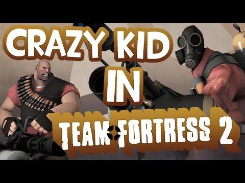 Team Fortress 2 | Crazy Kid Jason