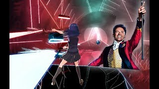 [Beat Saber] Panic! at the Disco - The Greatest Show Reimagined (EXPERT)