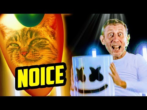 MAKE a TRACK USING ONLY MICHAEL ROSEN's NOICE 🔥 (THE LUIGY SHOW #2)