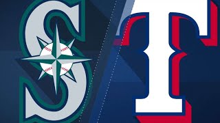 Bullpen, bats lead Rangers to 6-1 victory: 9/23/18