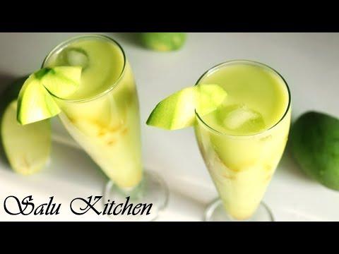 Green Mango Juice ||Tasty & Healthy || Ep#534