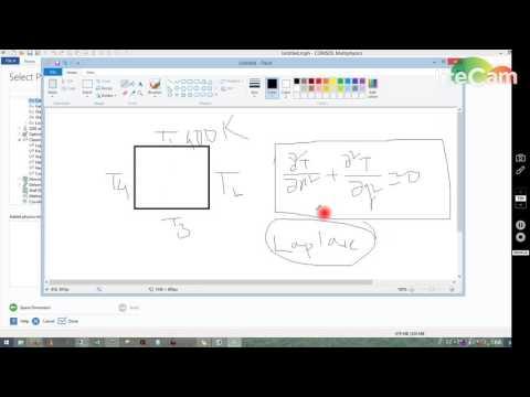 COMSOL TUTORIAL 5 MATHEMATICAL MODULE LAPLACE EQUATION 0 6