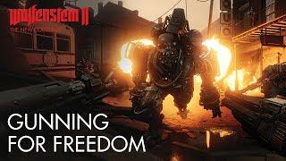 Wolfenstein II: The New Colossus – Gunning For Freedom