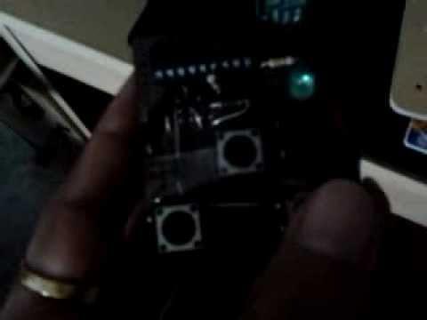 AC Motor Speed Control using RF Remote