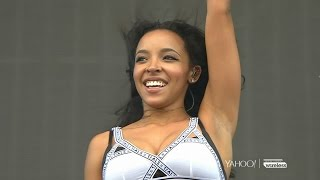 Tinashe - Live at New Look Wireless Festival 2015 [Part 1]