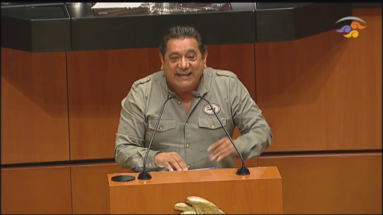 Sen. Félix Salgado (Morena): No es un problema en la encuesta sino de dinero