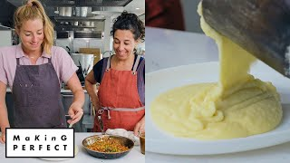 Molly and Carla Try to Make the Perfect Mashed Potatoes & Gravy | Making Perfect: Thanksgiving Ep 2