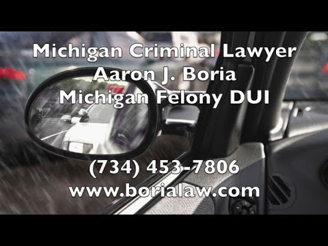 Felony Drunk Driving Plymouth Dismissed - No Jail - Plymouth Lawyer