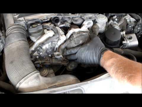 Mercedes Secondary Air Pump Problem