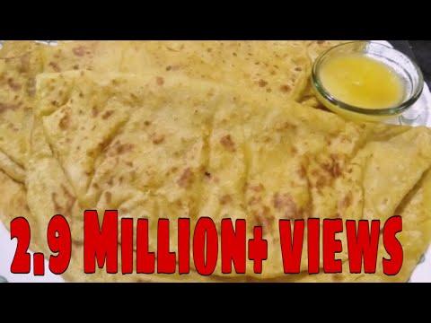 पुरणपोळी | Puran Poli Recipe | Maharashtrian PuranPoli