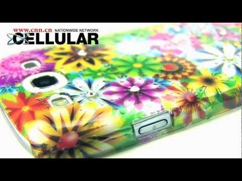 Samsung Galaxy S3 Nail Art series hardcover cases round up