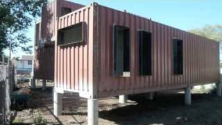 Please see the new Container Home Video located here:  http://bit.ly/wfVVR7