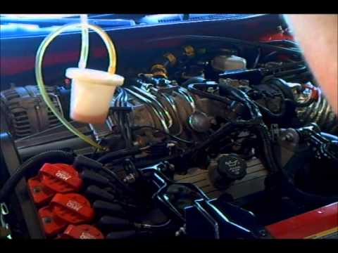 How to change your GM 3800's supercharger oil