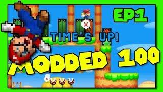 Hotel Mario! - Super Mario Maker Mod - PakVim net HD Vdieos
