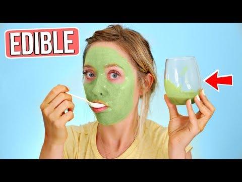 10 Edible DIY Face Masks   Ashley Nichole