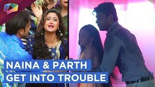 Naina And Parth Get Into Trouble | Teni, Karan Shorvari Try To Save | Swabhimaan | Dil Se Dil Tak