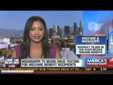 Mississppi implementing drug testing for welfare recipients
