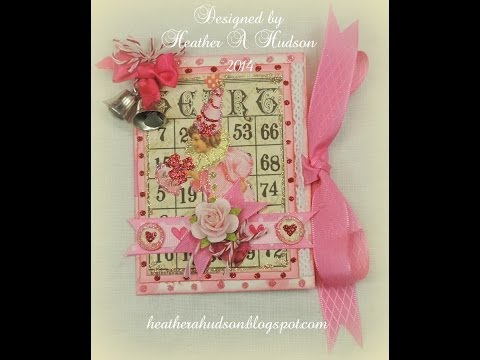 bingo tag holder