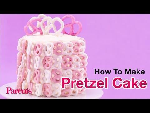 How to Make a Pretzel Cake | Parents